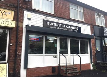 Thumbnail Retail premises for sale in Butterstile Lane, Prestwich, Manchester