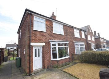 Thumbnail 3 bedroom semi-detached house for sale in Priory Crescent, Scunthorpe