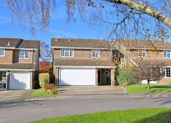 Thumbnail 4 bed detached house for sale in Spring Lane, Swanmore, Southampton
