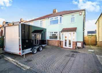 Thumbnail 3 bed semi-detached house for sale in Ashley Road, Dovercourt, Harwich