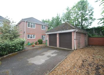 Thumbnail Detached house for sale in Dorchester Close, Stoke Mandeville, Aylesbury