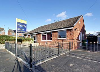 Thumbnail 2 bed bungalow for sale in Formby Close, Cottingham, East Riding Of Yorkshire