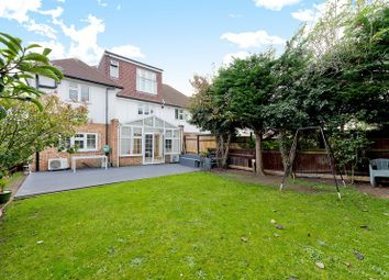 Thumbnail 5 bed semi-detached house for sale in Raeburn Avenue, Berrylands, Surbiton