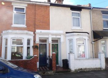 Thumbnail 3 bed terraced house for sale in Percy Road, Southsea