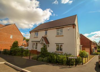 Thumbnail 4 bed detached house for sale in Waterford Crescent, Barlaston, Stoke-On-Trent