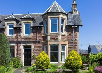 Thumbnail 4 bed semi-detached house for sale in 13 Strathearn Terrace, Comrie