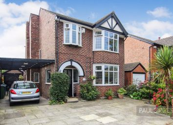 3 bed detached house for sale in Moorside Road, Flixton, Trafford M41