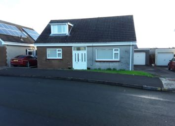 Thumbnail 3 bed detached bungalow for sale in Tathan Crescent, St. Athan, Barry