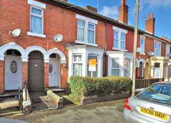 Thumbnail 3 bedroom terraced house for sale in Gordon Street, Burton-On-Trent