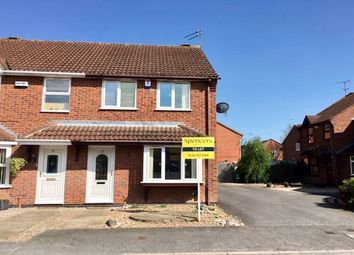 Thumbnail 3 bed semi-detached house to rent in Curlew Close, Syston