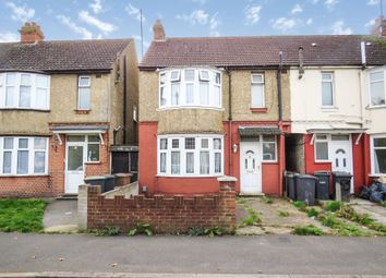 Thumbnail 3 bed end terrace house for sale in Alder Crescent, Luton
