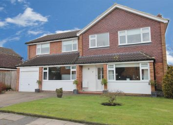 Thumbnail 5 bedroom detached house for sale in Bluebell Close, Orpington