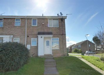 Thumbnail 1 bedroom semi-detached house to rent in Acacia Court, Mansfield, Nottinghamshire