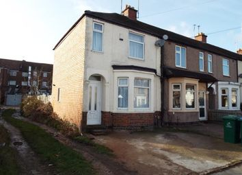 Thumbnail 3 bed end terrace house for sale in Grangemouth Road, Coventry, West Midlands