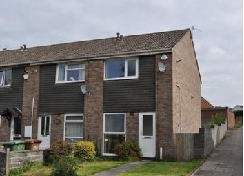 Thumbnail 2 bed end terrace house for sale in Pen Y Cae, Rudry, Caerphilly