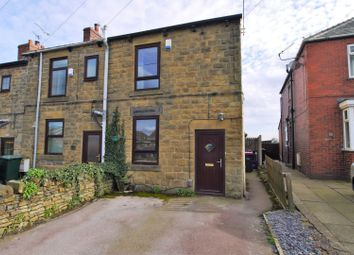Thumbnail 2 bed end terrace house for sale in Hesley Lane, Thorpe Hesley, Rotherham