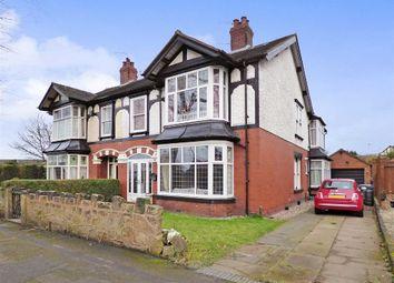 Thumbnail 5 bedroom semi-detached house for sale in Oakville Avenue, Burslem, Stoke-On-Trent