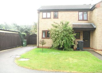 Thumbnail 3 bed property to rent in Aland Gardens, Broughton Astley, Leicester