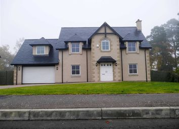Thumbnail 5 bedroom detached house for sale in Murthly, Perth