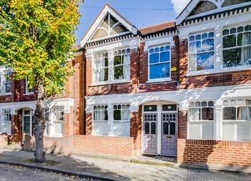 Thumbnail 3 bed flat for sale in Badminton Road, London
