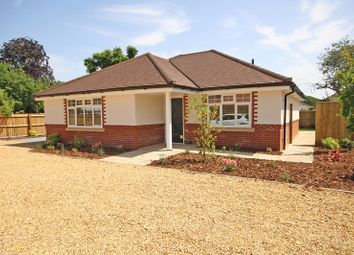 Thumbnail 3 bed detached bungalow for sale in Uplands Avenue, Barton On Sea, New Milton