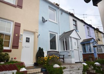 Thumbnail 2 bedroom terraced house to rent in Golden Terrace, Dawlish, Devon