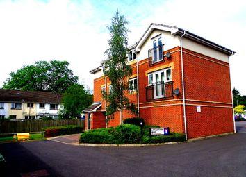Thumbnail 2 bedroom flat for sale in Langstaff Way, Southampton