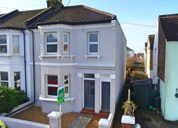 Thumbnail 3 bed end terrace house for sale in Gordon Road, Worthing, West Sussex