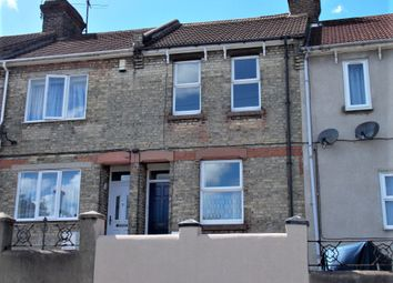 Thumbnail 3 bed terraced house for sale in Mount Road, Chatham