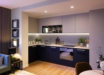 Thumbnail 2 bed flat for sale in Kennington Lane, Oval, London