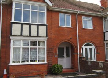 Thumbnail 2 bedroom flat to rent in Flat (2) Park Avenue, Skegness, Lincolnshire