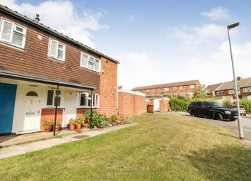 Thumbnail 2 bed maisonette for sale in Crest Close, Ruscombe, Reading