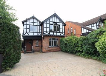 Thumbnail 4 bed detached house for sale in Burton Road, Carlton, Nottingham