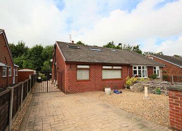 Thumbnail 3 bed semi-detached bungalow for sale in Lulworth Place, Walton-Le-Dale, Preston