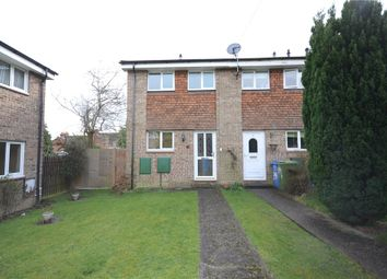 Thumbnail 2 bed end terrace house for sale in St. Josephs Road, Aldershot, Hampshire