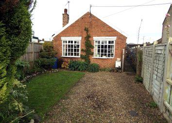 Thumbnail 2 bed bungalow for sale in Kenwood Road, Heacham, King's Lynn, Norfolk