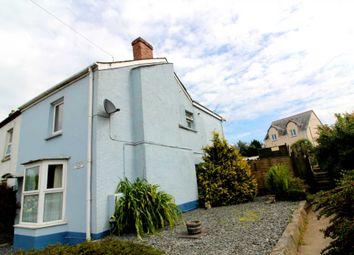 Thumbnail 2 bed end terrace house for sale in Laburnum Row, Callington