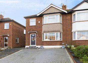 Thumbnail 3 bedroom semi-detached house to rent in Dene Road, Buckhurst Hill