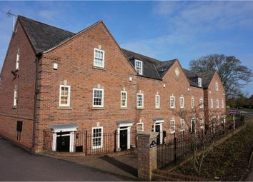 Thumbnail 3 bed town house for sale in Ayston Road, Uppingham