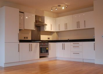 Thumbnail 2 bed flat to rent in Cricket Green, Mitcham
