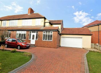 Thumbnail 3 bed semi-detached house for sale in Summerhill, East Herrington, Sunderland