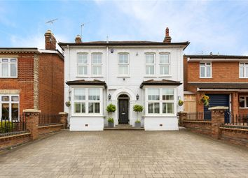 Thumbnail 4 bed detached house for sale in Coopers Hill, Ongar, Essex