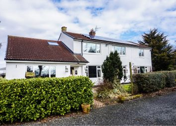 Thumbnail 5 bed farmhouse for sale in Sadberge Road, Sadberge, Darlington