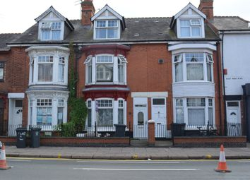 Thumbnail 5 bedroom terraced house for sale in East Park Road, Leicester