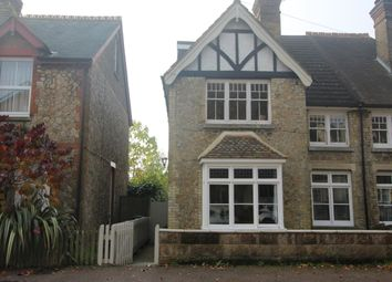 Thumbnail 4 bedroom semi-detached house to rent in St. Lukes Road, Maidstone
