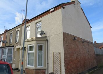 Thumbnail 2 bed end terrace house for sale in Euston Road, Northampton