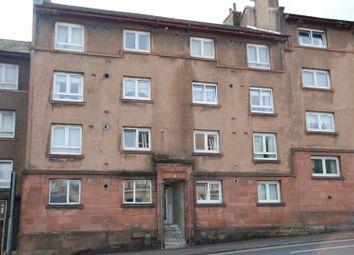Thumbnail 1 bed flat to rent in Inverkip Street, Greenock
