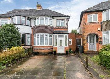 3 bed semi-detached house for sale in Kingshurst Road, Northfield, Birmingham, West Midlands B31