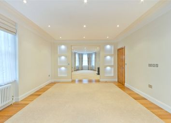 Thumbnail 4 bedroom flat to rent in South Lodge, Circus Road, St John's Wood, London