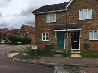 Thumbnail 2 bedroom semi-detached house to rent in Princess Close, Thamesmead